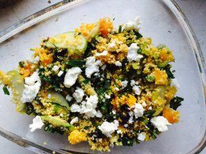 kinoa salad