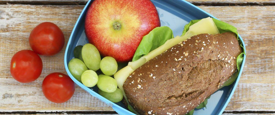 חוזרים לבית הספר: הצעות לארוחות מזינות בלאנץ' בוקס