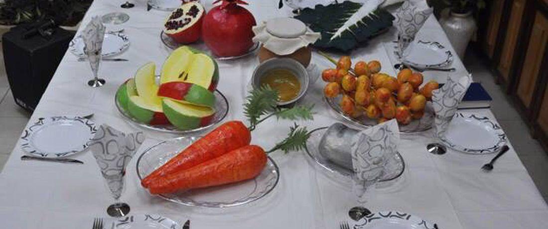 רעיונות להכנסת תוכן ומשמעות לסעודת ראש השנה