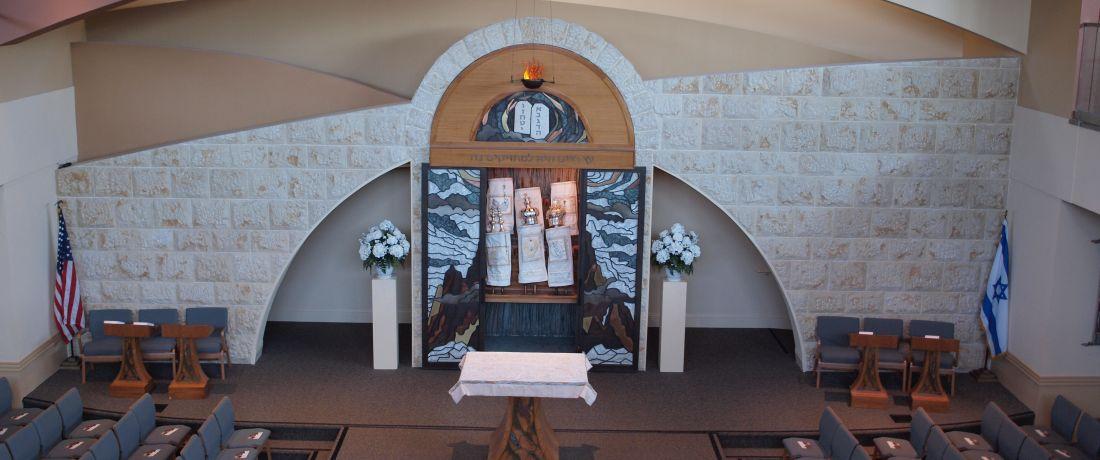 בתי הכנסת בעמק הסיליקון