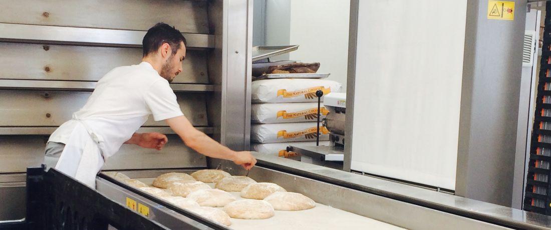 כנסיית הלחם: ביקור ב-Tartine Manufactory