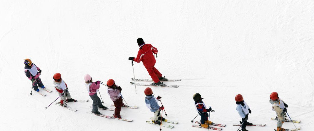 אתרי הסקי הידידותיים לילדים