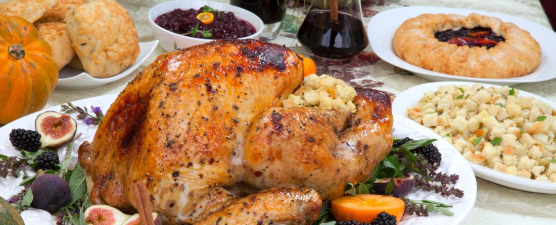 חג ההודיה: הסיפור מאחורי תרנגול ההודו והפאי הריחני