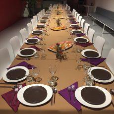 החגיגה של Babette: חוויות מארוחה מהסרטים בברקלי