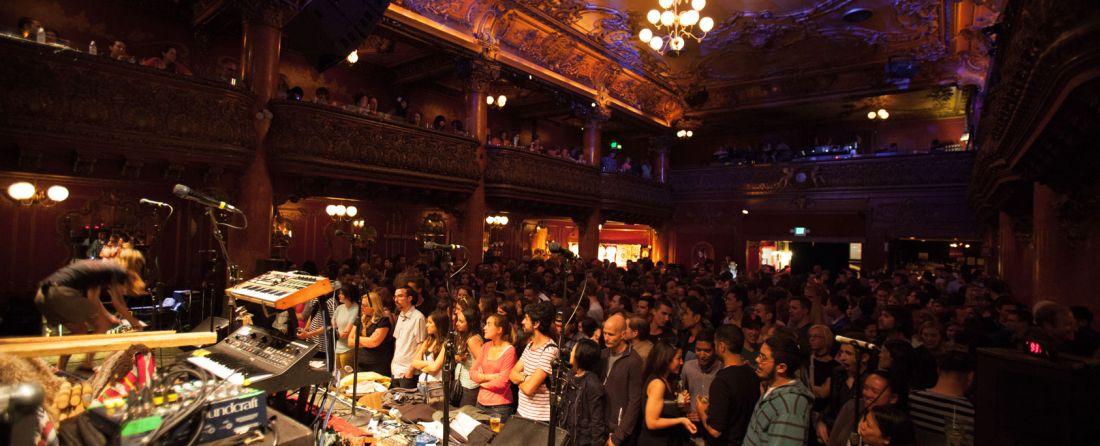 המדריך המלא למועדוני הופעות בסן פרנסיסקו- חלק ב'