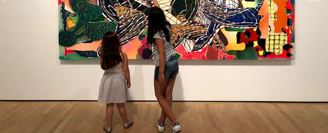 מוזיאונים לאומנות באזור העמק המומלצים גם לילדים