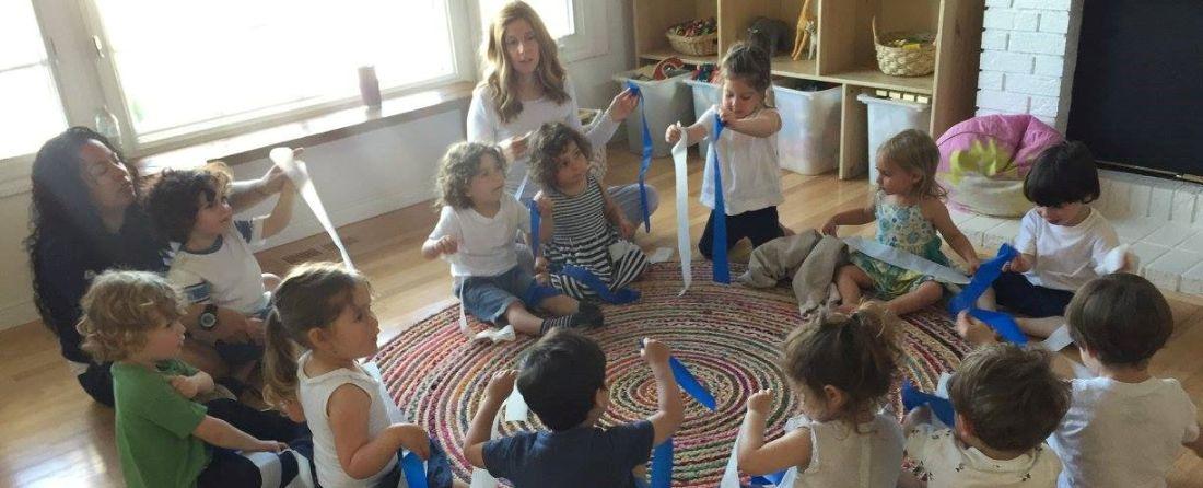 רשימת גני הילדים היהודיים-ישראליים בעמק