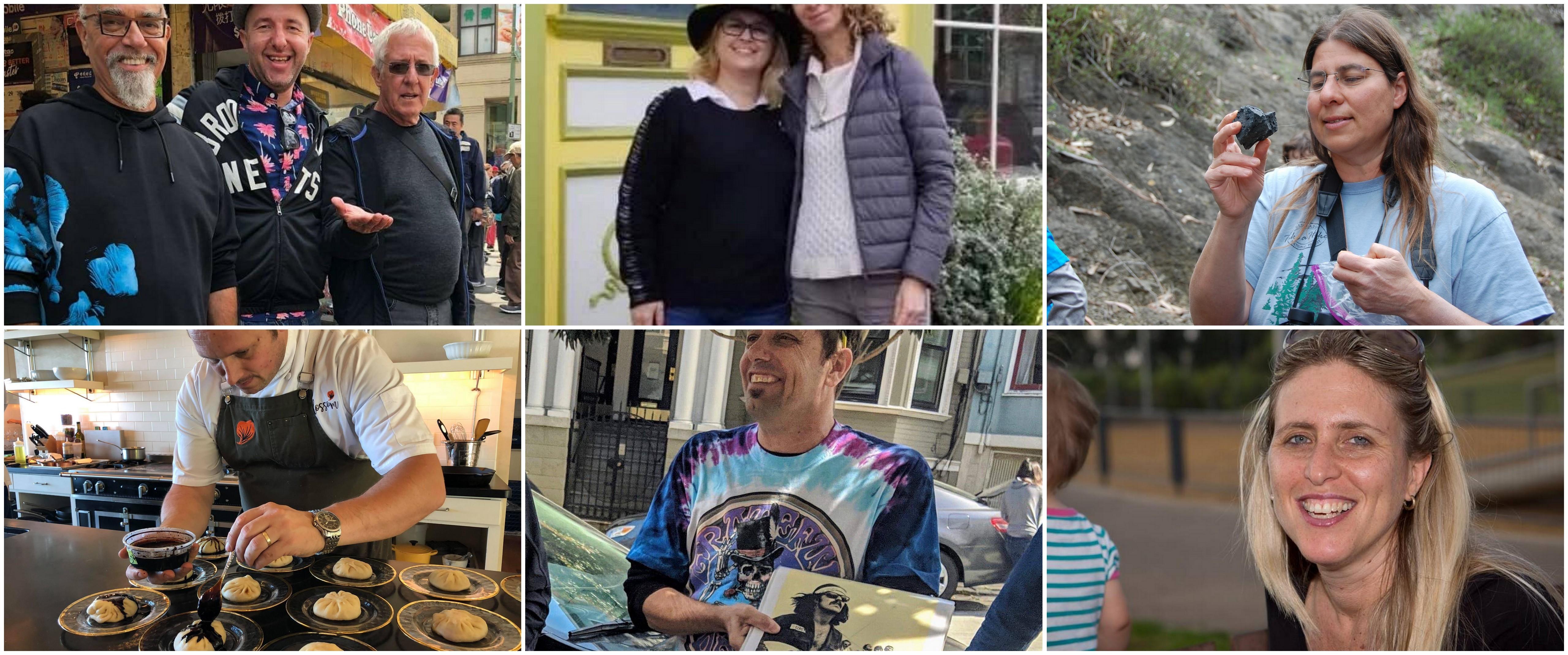 סיורים מודרכים בעברית בסן פרנסיסקו והסביבה
