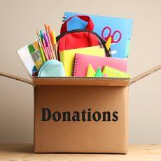 מתגייסים לעזרת ילדי בית הספר באיסט פאלו אלטו