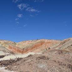 על הדרך במדבר: טיול באיזור העיר ברסטו
