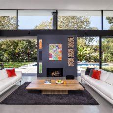 בית תחת כיפת השמיים: הצצה לבית אולטרה מודרני באתרתון