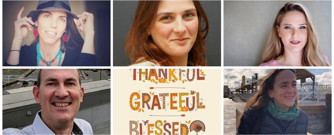 חג מתן תודה: על מה חברי קהילתינו מודים בחייהם?