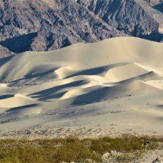 טיול במסלולים הפחות מתויירים של עמק המוות (ה-Death Valley)