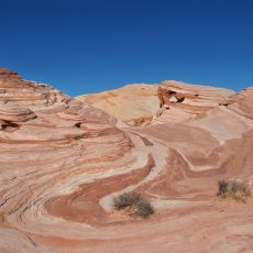 מסביב ללאס וגאס: טיול ב-Red Rock Canyon וב-Valley of Fire State Park