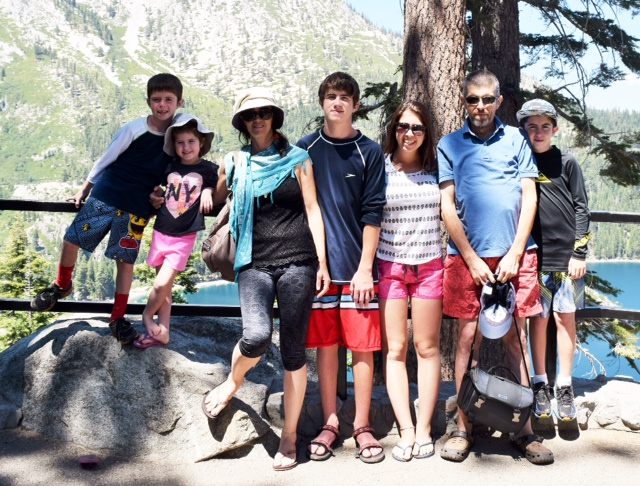 Tahoe- Emerald Lake 2015