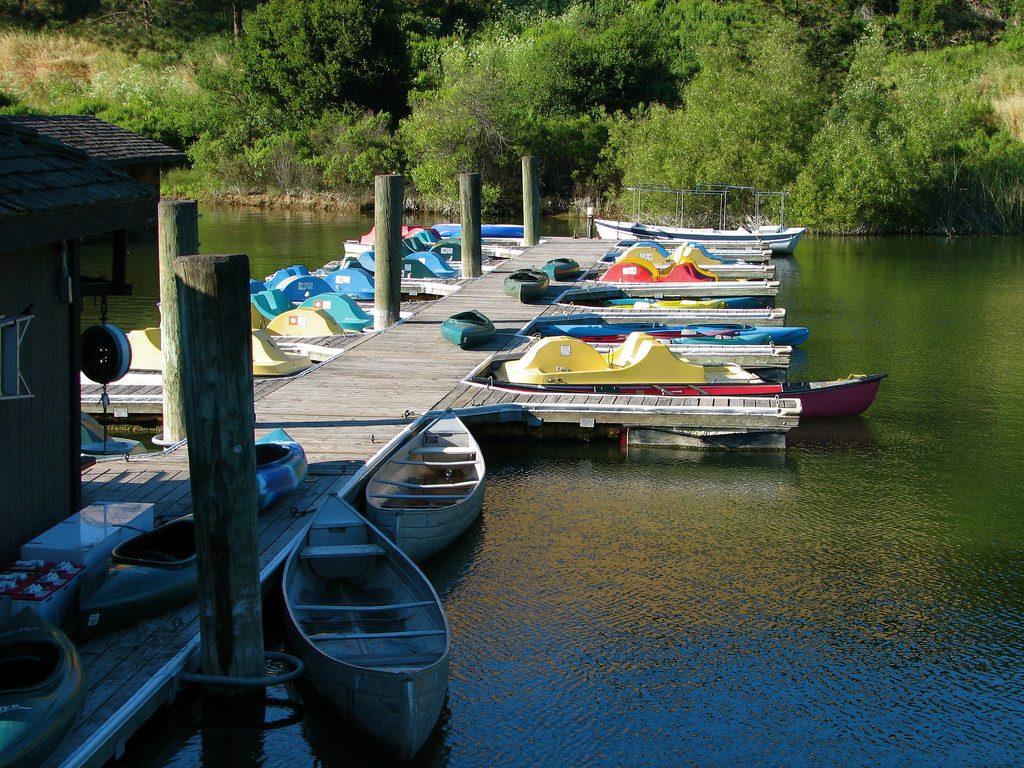 Lake Chabot Darin Marshall