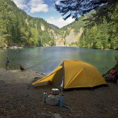 אתרי הקמפינג הנבחרים באזור העמק והסביבה