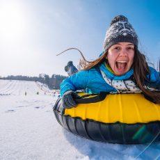 לא רק סקי: פעילויות עם שלג באיזור